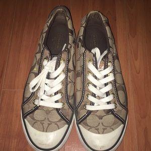 Coach Low Top Sneakers